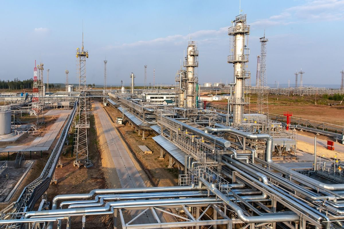 Mechel Supplies Steel for Construction of Irkutsk Polymer Plant