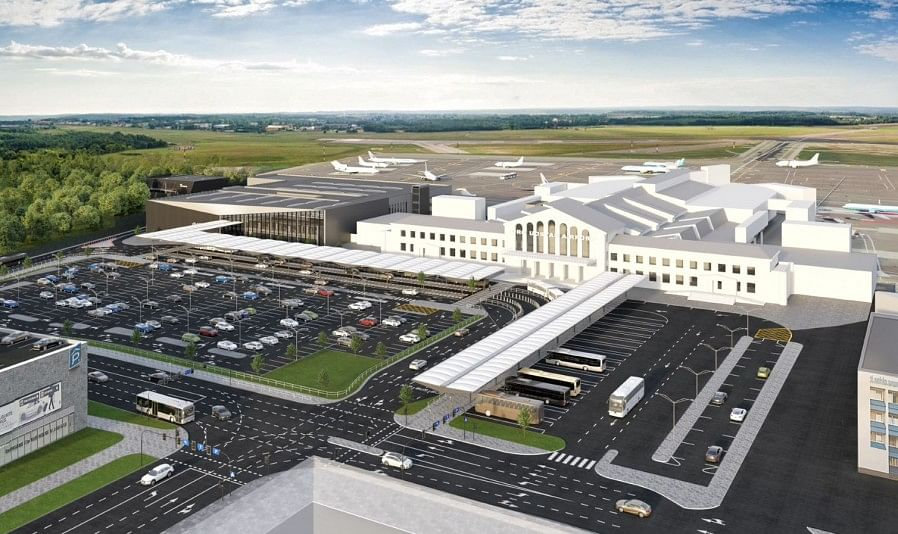 Vilnius Airport to Construct New Departures Terminal