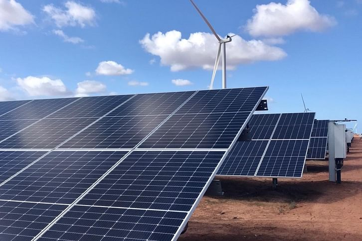 Iberdrola Completes Wind Farm in Hybrid Plant in Port Augusta