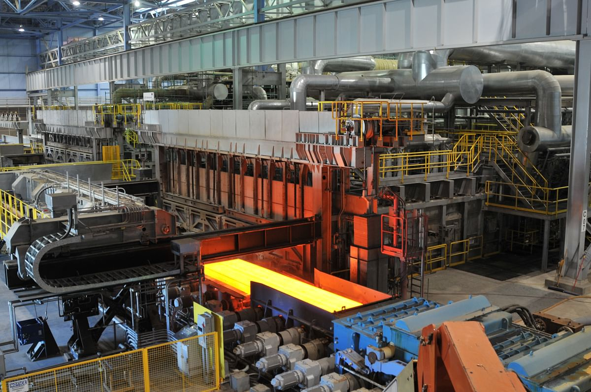 Tenova to Supply Walking Beam Furnace to Jindal United Steel
