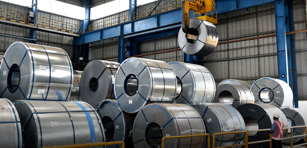 US Continues CVD on Cold Rolled Steel Flat Imports from India