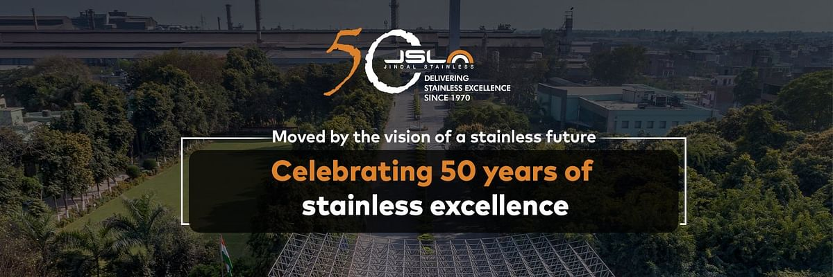 Jindal Stainless (Hisar) Commissions Precision Strip Mill