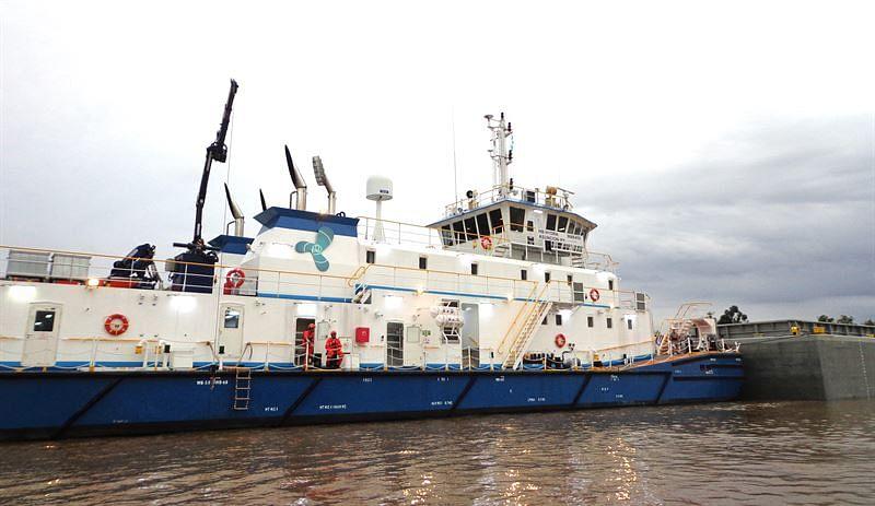Wärtsilä to Supply Engines for Two Brazilian Pusher Tugs