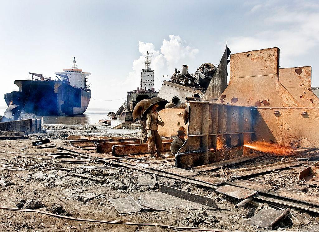 GMS Market Commentary on Ship Breaking in Week 39