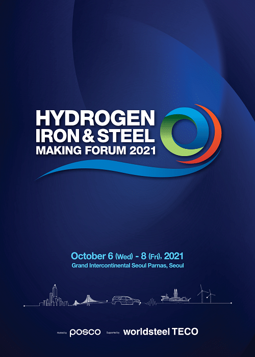 Posco Hosting Green Steel Making Forum HyIS