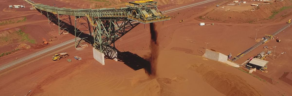 BHP Marks Official Opening of South Flank Iron Ore Mine