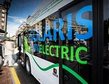 30 Solaris Electric Buses to Jpin AMT in Genoa in Italy