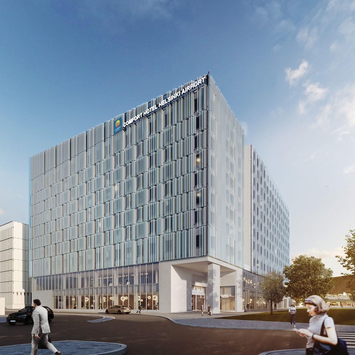 Skanska to Build Hotel in Helsinki Airport in Finland