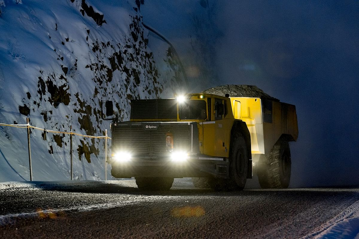 Boliden, Epiroc & ABB on Journey Towards Fossil Free Mine