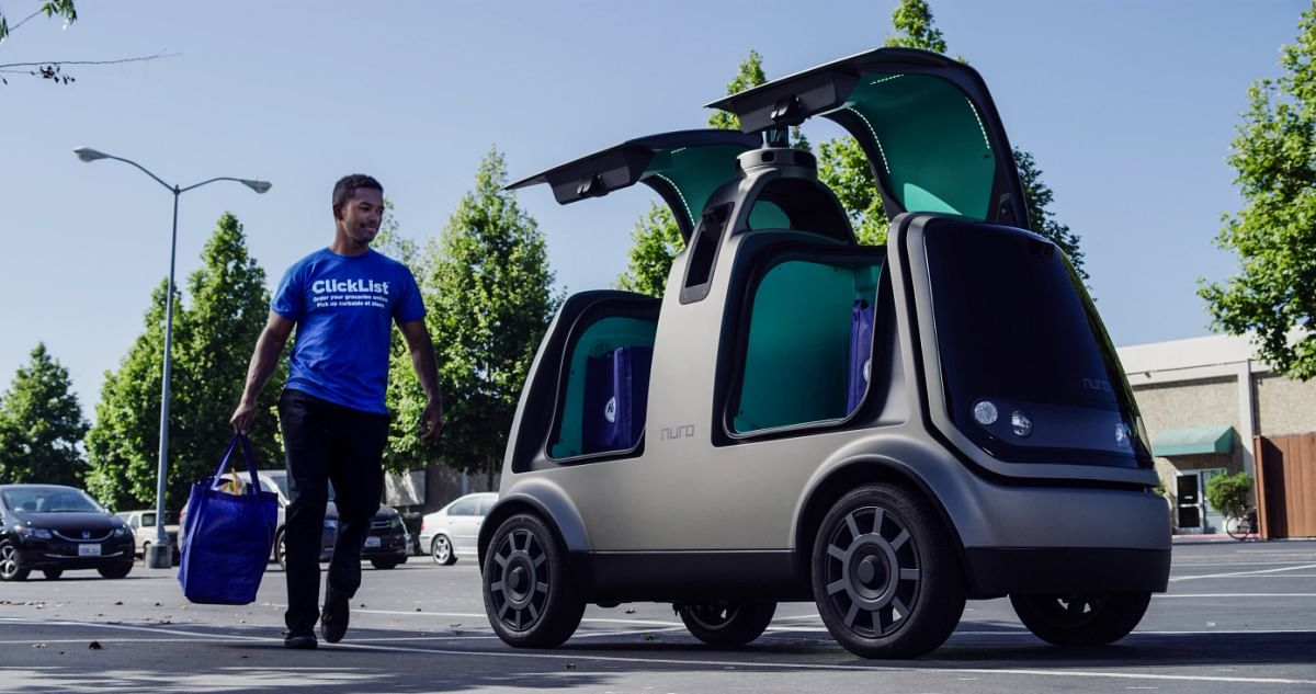Nuro Now Operates Autonomous Delivery Services In California
