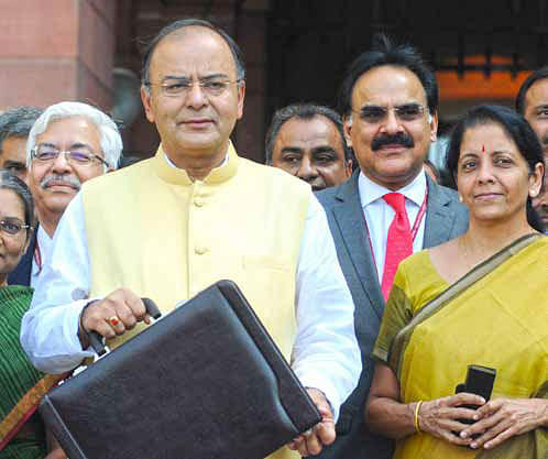 Budget 2015:  Sensible And Sensitive