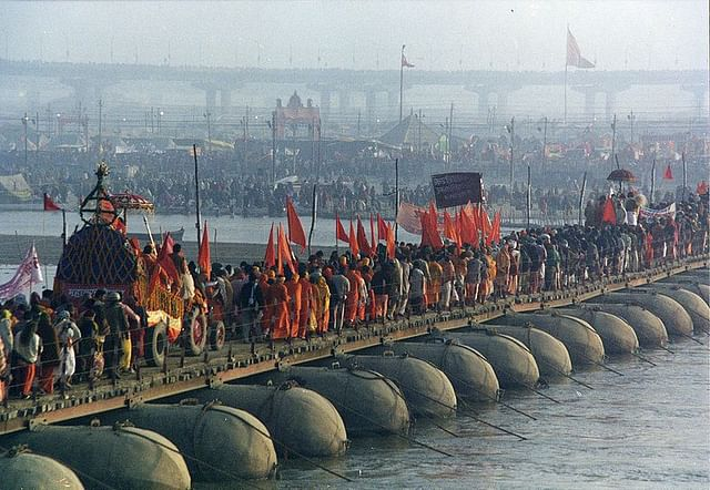 Kumbhmela (Photo: Yosarian)
