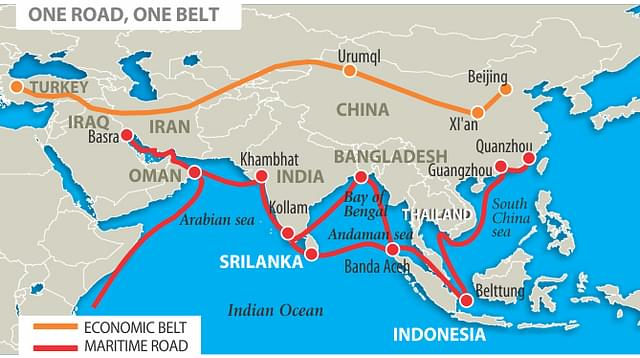 China's Grand Project - One Belt One Road