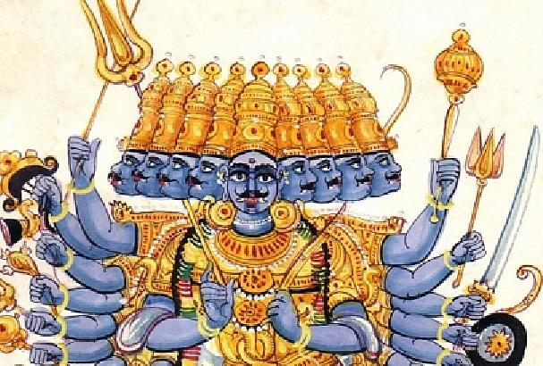 Ravana, Hinduism And The Indian Left