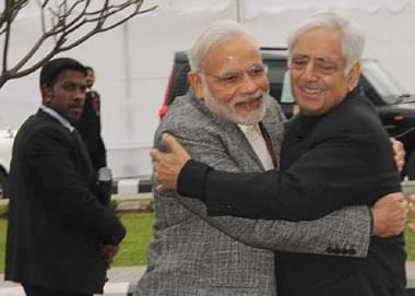 BJP-PDP Coalition Can Bridge The Divide