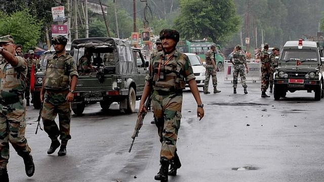 Security Forces Eliminate Two Terrorists In J&K's Baramulla District