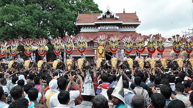 Kerala's Communist Govt Wants To Take Over Temple Recruitment
