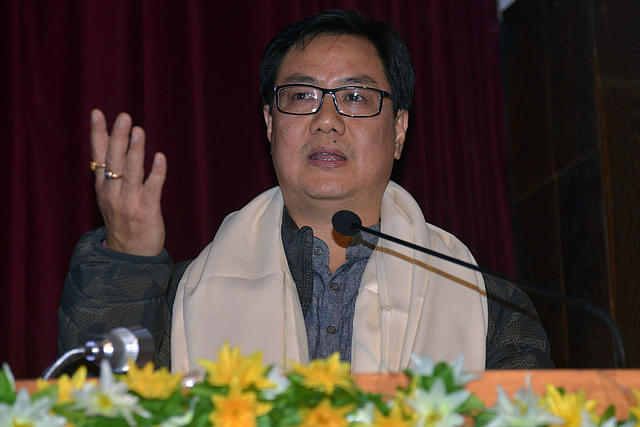 Playing By The New Rules: How Sports Minister Kiren Rijiju Is Using Technology To Inspire Athletes And 'Corona Warriors'
