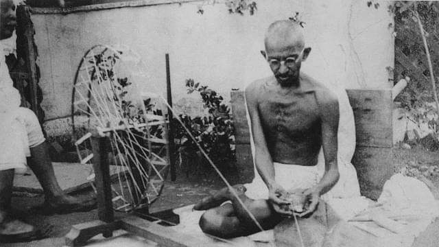 Gandhi And His Economics
