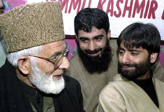 While Other Students Suffer, Geelani's Granddaughter Appears For Exam Under Special Security