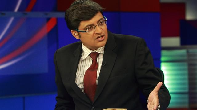 Arnab Goswami's 'Republic' Moves One Step Closer To Your TV Screen