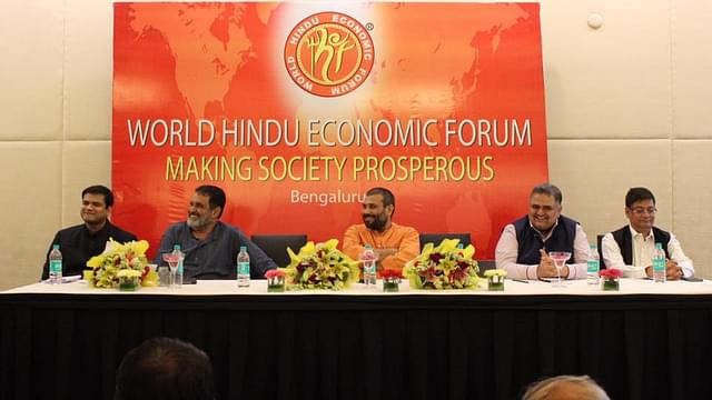 Gadkari, Fadnavis and Adityanath to Participate In World Hindu Economic Forum In Mumbai Next Week