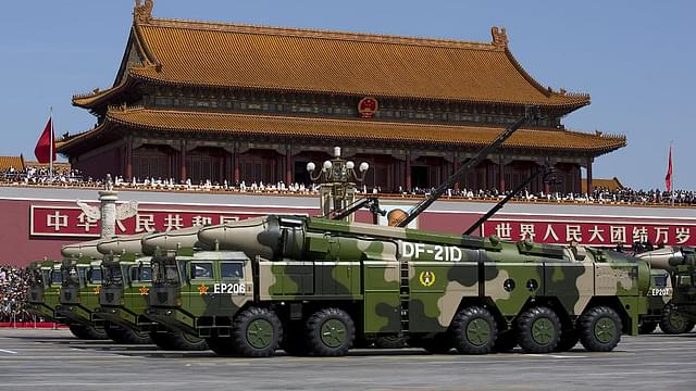 What Does China Want To Signal By Test-Firing 10 Nuclear Missiles In One Day?
