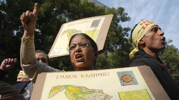 Kashmiri Pandits Demand Creation Of Separate Township Within Kashmir For Themselves