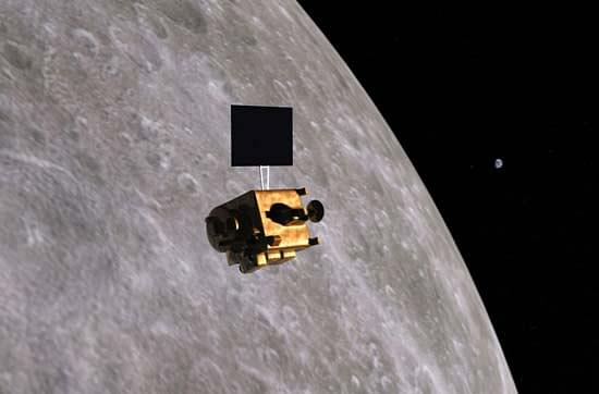 Lost Eight Years Ago, ISRO's Chandrayaan-1 Found Orbiting The Moon