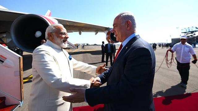 Netanyahu Thanks PM Modi For Efforts To Safeguard Israeli Diplomats After Terror Attack In Delhi