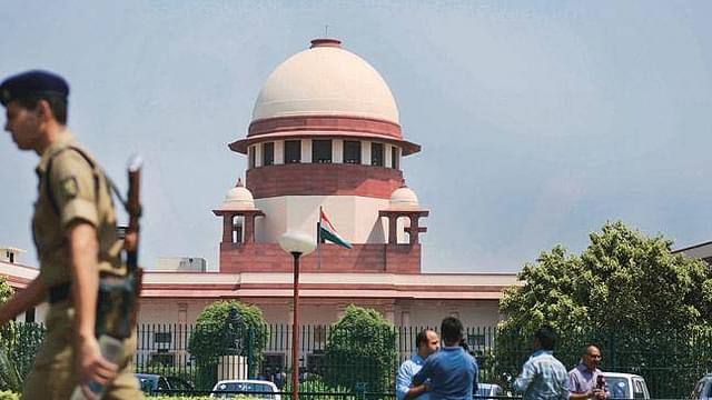 Ram Temple Hearing: SC Raps Advocate Representing Muslim Party For Using Term 'Hindu Taliban'