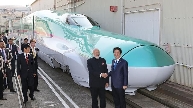 Ahmedabad-Mumbai Bullet Train Plan  May Be Hit As SS-NCP-Cong Say They'll Divert Funds For 'Farmer Welfare'