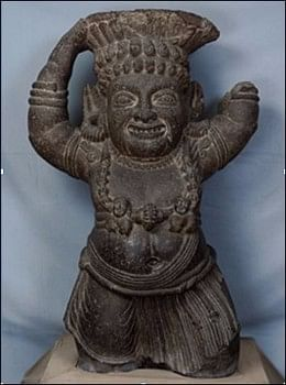 Yaksha (National Museum, New Delhi)