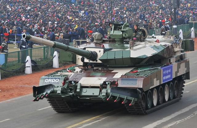Prime Minister Modi Hands Over Arjun Mark 1A Tanks To Indian Army In Tamil Nadu