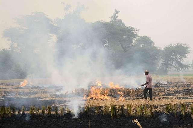 Yogi Adityanath Government Shows The Way To Tackle Stubble Burning, Launches 'Barter Scheme' To Benefit Paddy Farmers