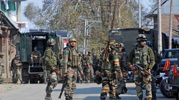 J&K: Three Terrorists Gunned Down By Security Forces In An Encounter In Shopian District