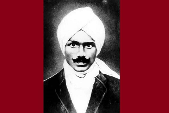 Subramanya Bharathi: The Cosmic Vision Of A  Tamil Poet