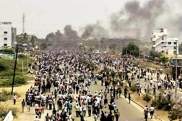 Thoothukudi Violence: How The Stage-Managed Protests Worsened The Crisis