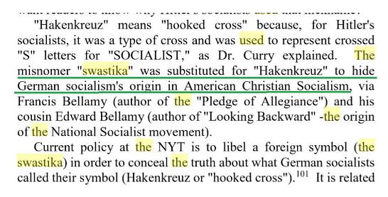 Hitler Never Used Swastika: Evangelical Defamation Of Hindu Symbol
