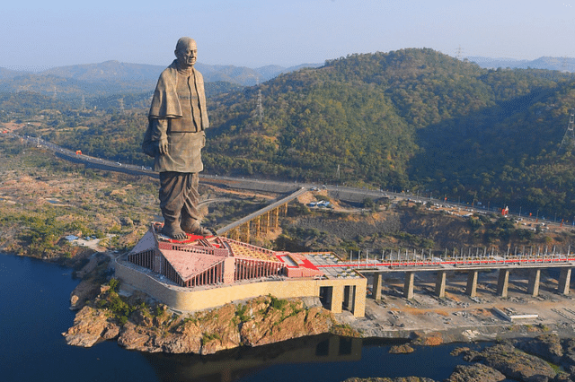 What Sardar Statue, The World's Tallest, Tells Us: Modi Has Taught Nation To Think Audaciously Big