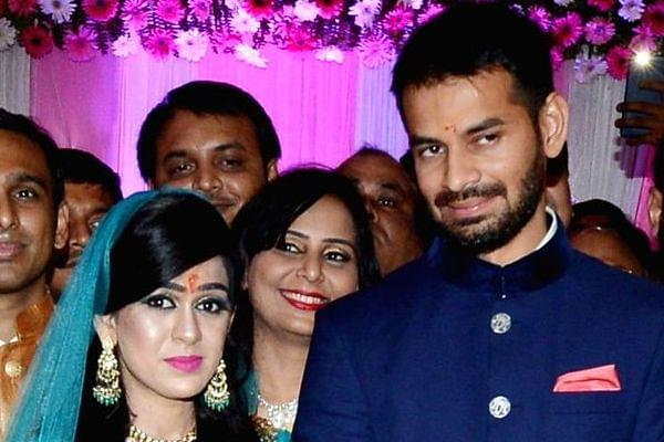 Shaadi.Conned? Lalu's Son Tej Pratap Yadav Claims That He 'Was Forced Into A Stifled Relationship'