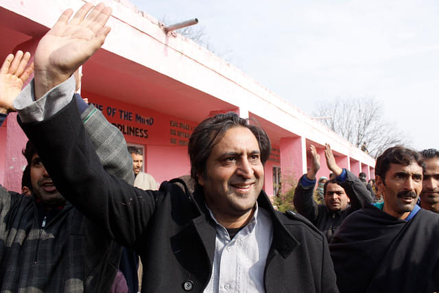 Kashmir Mahagathbandhan's Only Aim Is To Stop  Me From Forming An Alliance With The BJP, Says Sajjad Lone