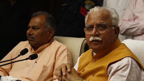 Fast-Track Courts For Cow Slaughter Cases, Freedom Of Religion Bill To Stop Forced Conversions: Haryana CM Khattar