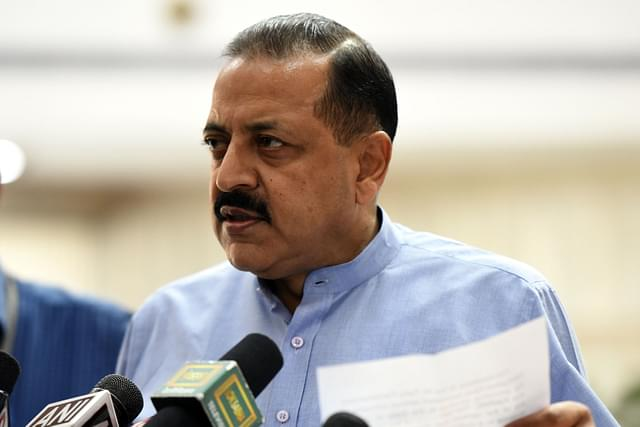 When Extremism Is The New Normal: Kashmiri Politicians More Dangerous Than Separatists, Says Minister Jitendra Singh