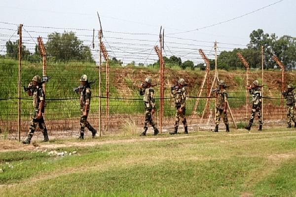 Pakistani Intruder Shot Dead By BSF Along International Border In Punjab