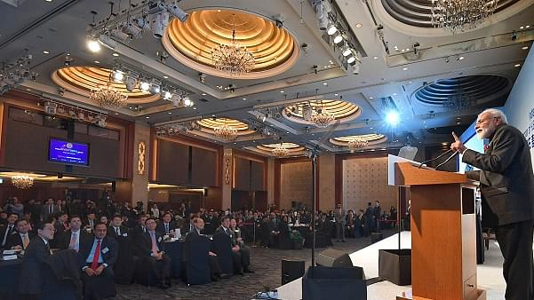 Indian Economy Has Strong Basics And Is Poised For Sustained Growth, Says PM Modi In Seoul