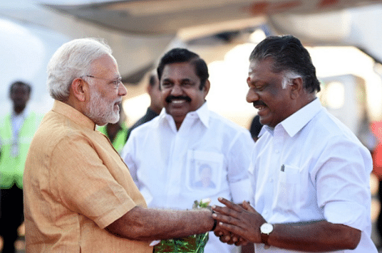 The Build-Up To A Riveting Political Contest In Tamil Nadu