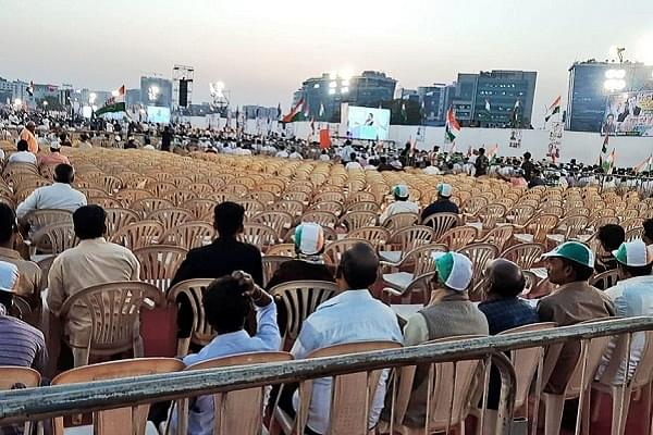 Angry Maharashtra Congress MLA Takes 300 Chairs From Party Office After Being Denied Lok Sabha Ticket