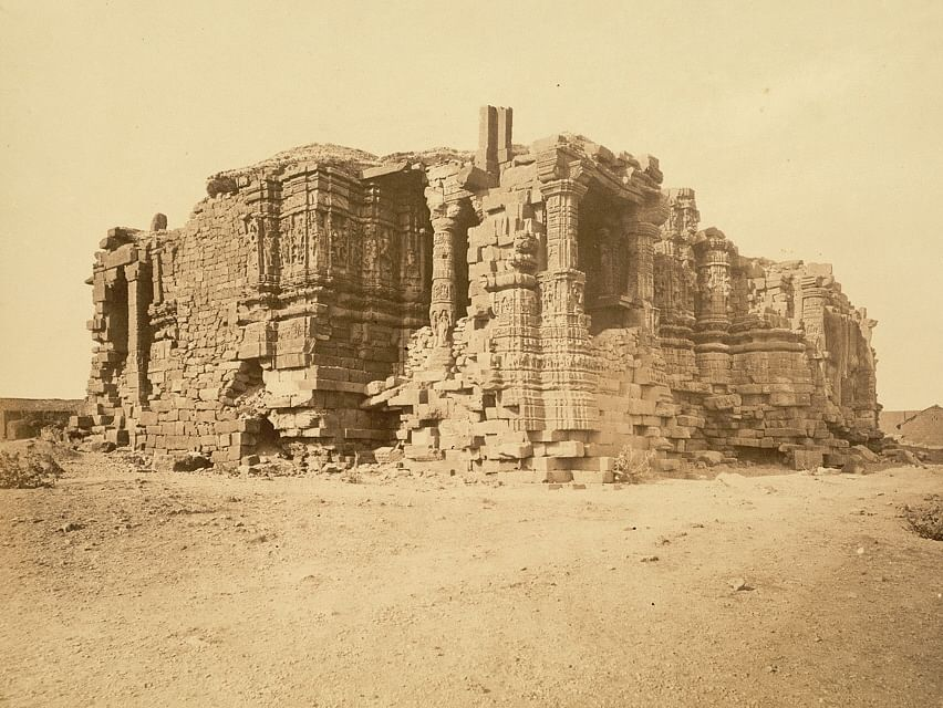 11 May, 1951: 70 Years Ago Today The Somnath Temple Was Restored