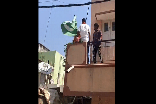 Virat Nagar In Bengaluru's Bommanahali Tense After BJP Corporator Removes 'Islamic' Flag From House